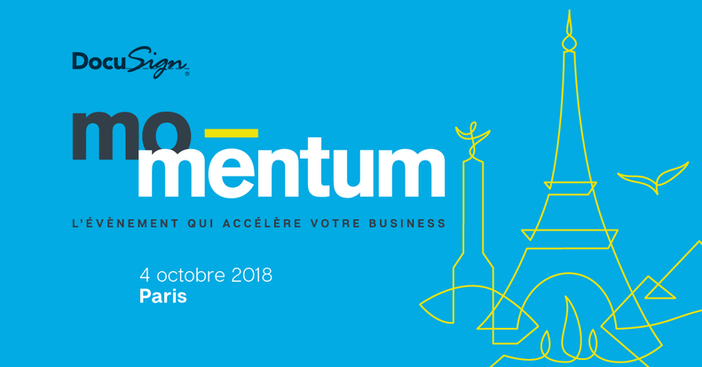 DocuSign Momentum Paris