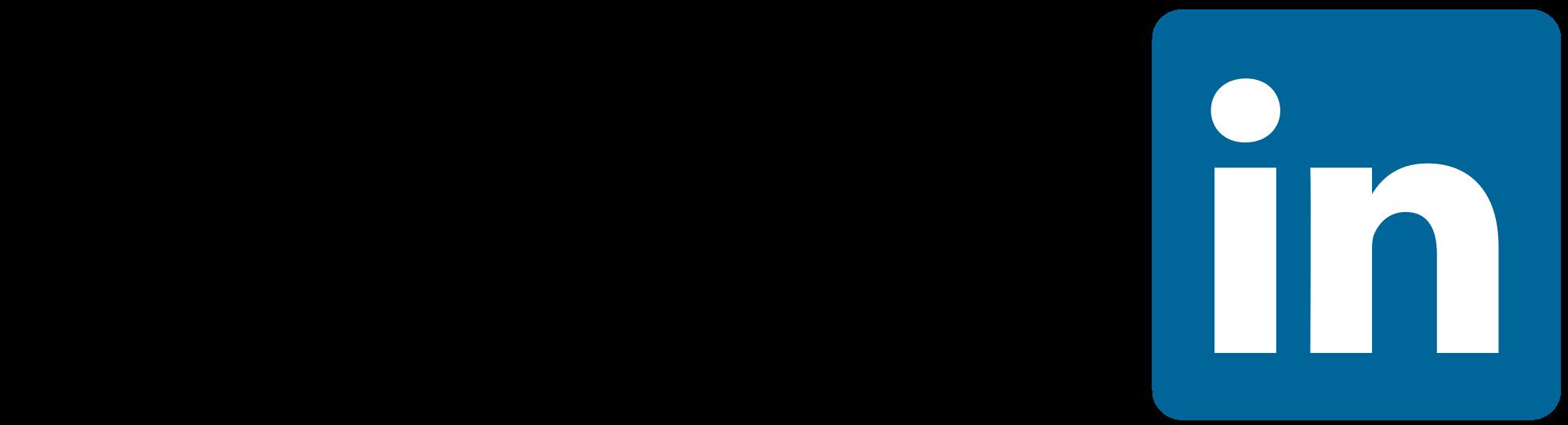 Logo de LinkedIn témoignant sur le ROI de la signature électronique