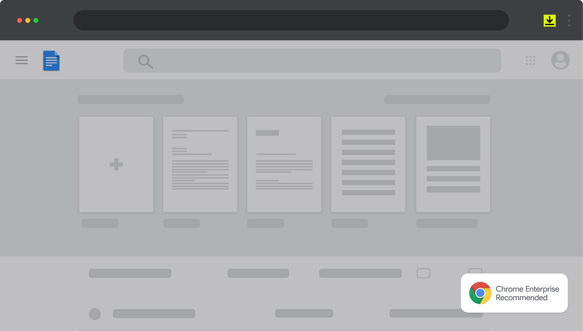 La signature électronique de DocuSign pour Chrome permet la signature au sein du navigateur.