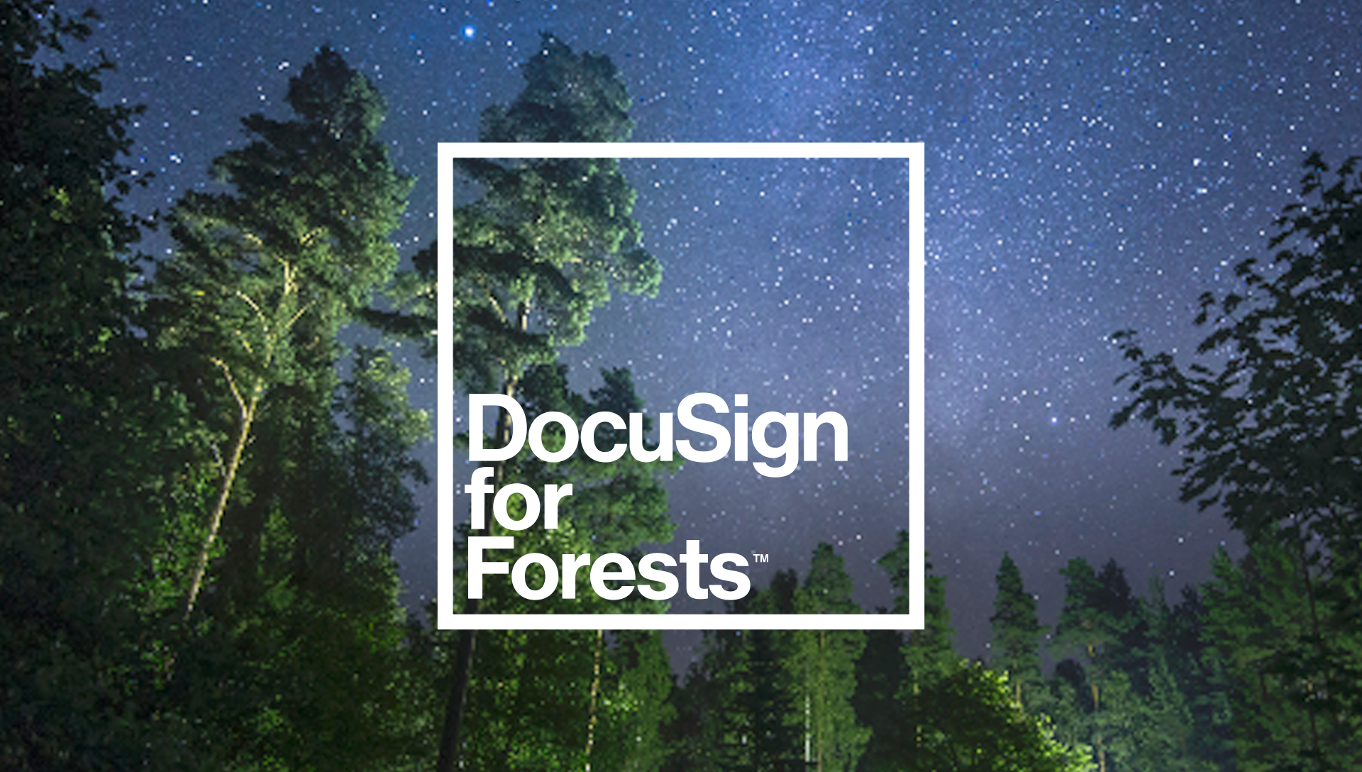 Image de DocuSign for Forests