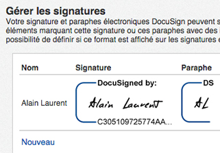 Signature Screenshot