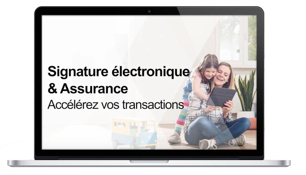 Assurances : accélérez vos transactions en B2B et B2C