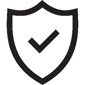 Image d'un  bouclier sécurisé