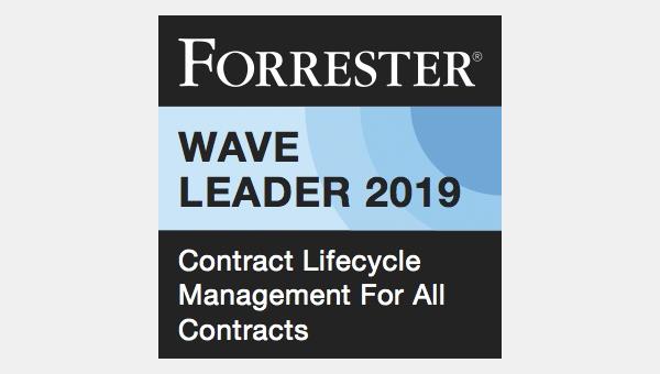 Télécharger le rapport Forrester CLM Wave
