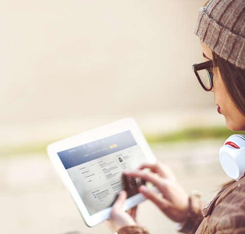 Essayez l'application mobile eSignature de DocuSign