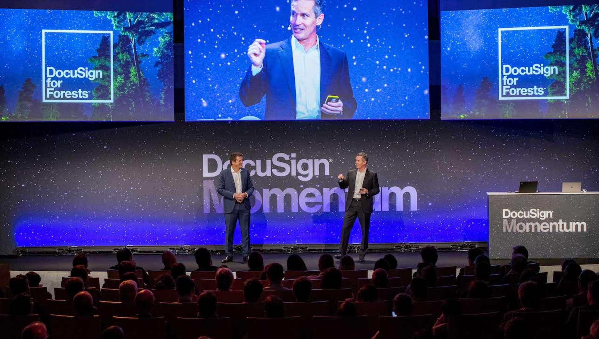 DocuSign Momentum Paris, 10 Octobre 2019