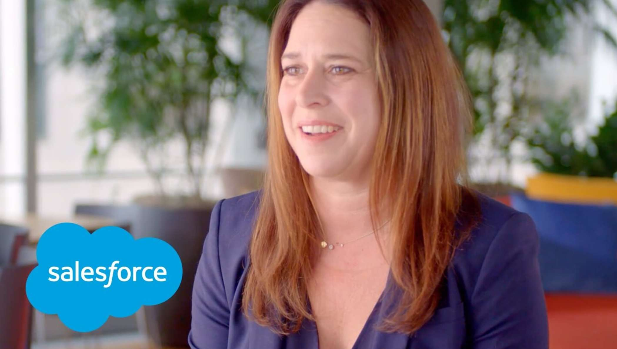 Meredith Schmidt, EVP & GM Essentials & SMB chez Salesforce