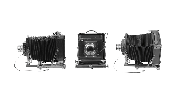 Ancienne caméra