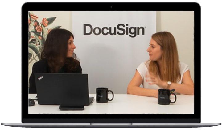Découvrir le webinar DocuSign + Salesforce